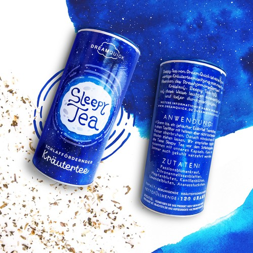 Sleepy Tea for DreamQuick