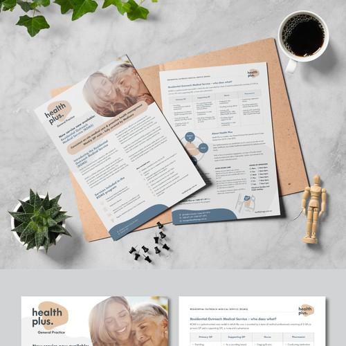 Health Plus General Practice Brochure