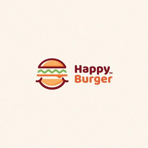 Happy Burger.