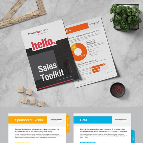 Fun & Simple Sales Booklet For Tradeshow