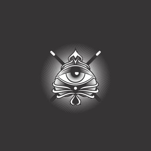 Logo for magician