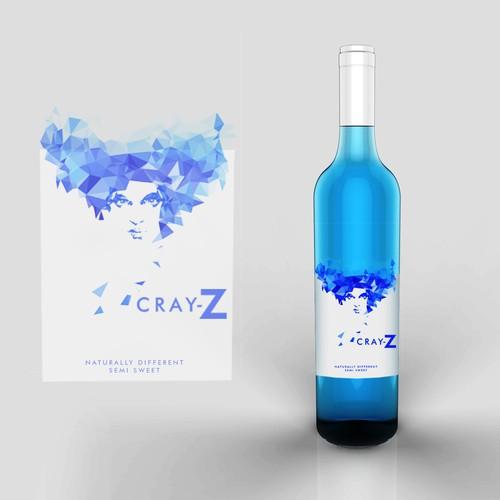 Label design for Cray-Z