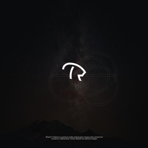 Roamm Logo Design