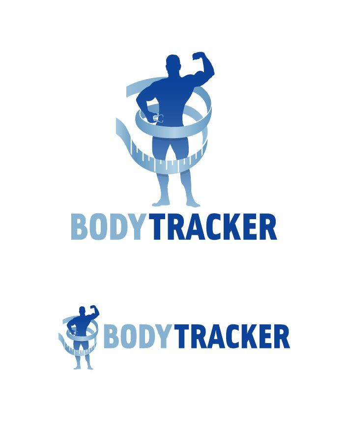 Fitness logo for our body fat tracking software!