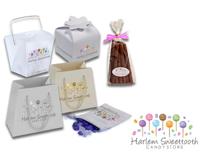 logo for Harlem Sweettooth