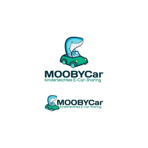 Mooby Car Logo