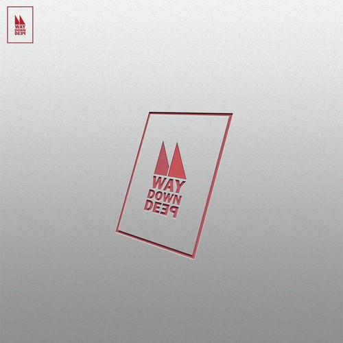 """Concept Logo Games """"Way Down Deep"""""""