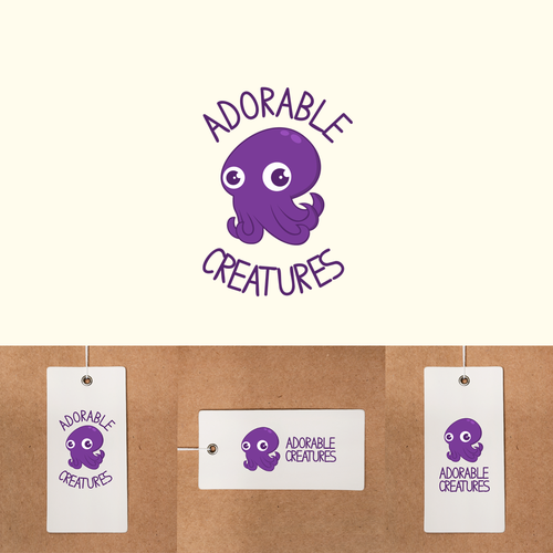Logo design for Adorable Creature