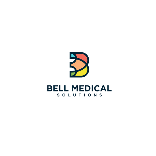 Create a NEW, sharp, and contemporary logo for a medical service company.