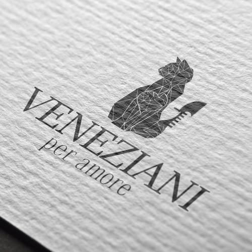 Venetian blogger logo