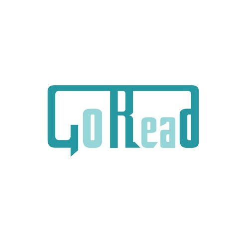 Wordmark for GoRead
