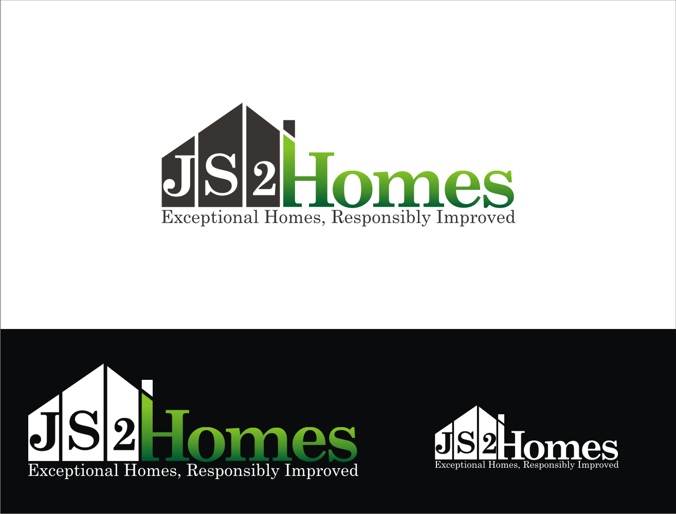 New logo wanted for JS2 Homes