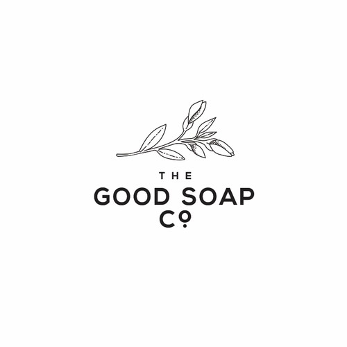 Clean cosmetic logo