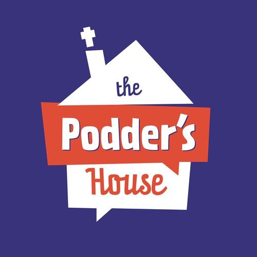 'The Podder's House' podcast cover art