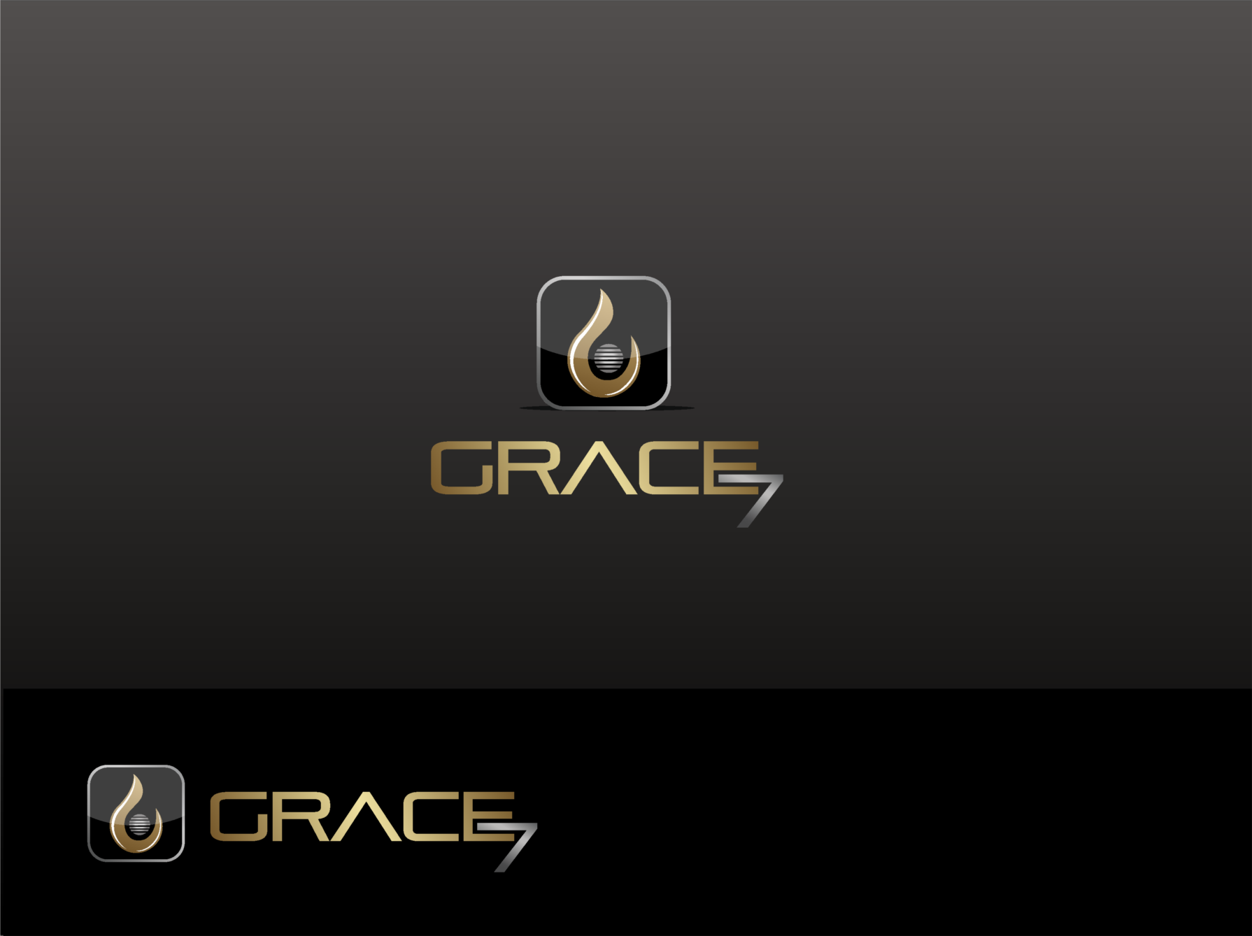 Create the next logo for Grace 7