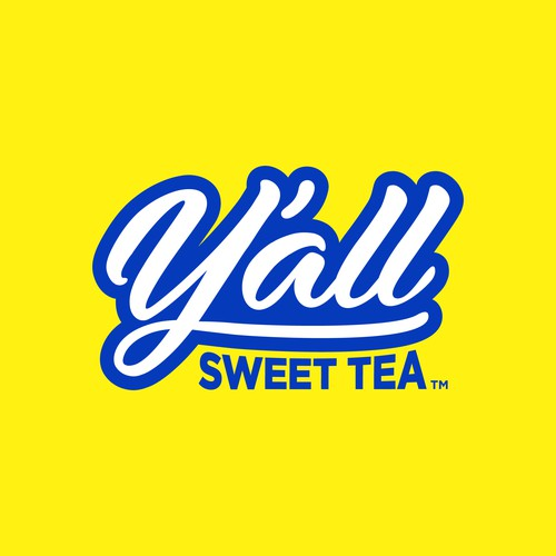 Y'all sweet tea