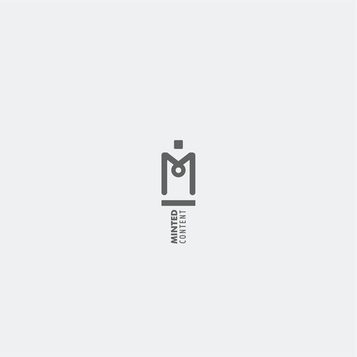 Logo Concept for Minted Content