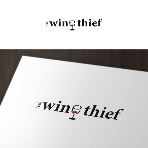 Create a logo to represent the hottest new wine bar in the Napa Valley!