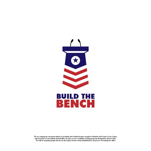 Build the Bench Logo Entry