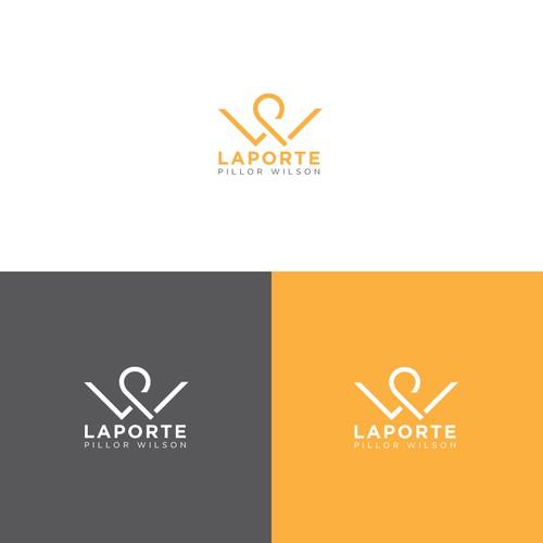 LPW-Letter Logo