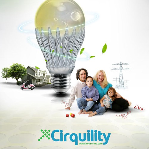 product packaging for Cirquility