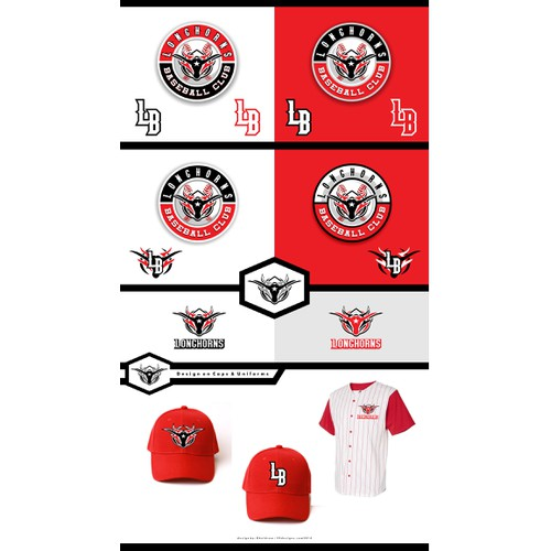 Logo for Baseball Team