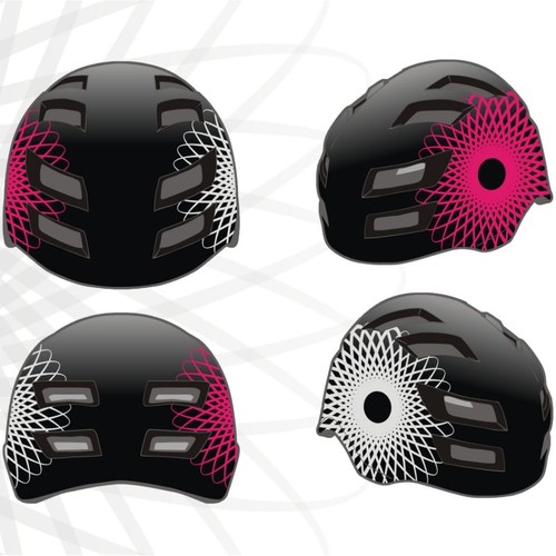 Design for SkullcapHelmets