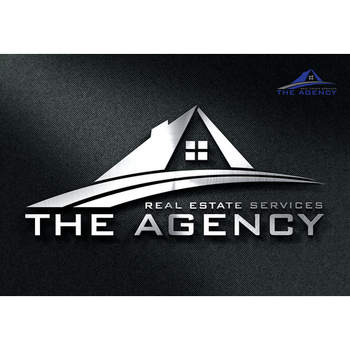 Please help create a mega marketing logo for The Agency