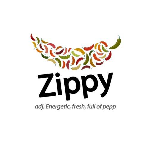 The spicy Zippy company wants a logo! Please Help:)
