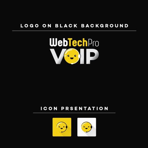 WebTechPro VOIP logo
