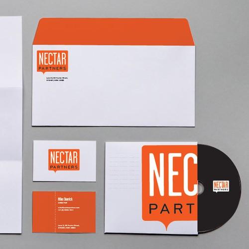 Create branding and logo for Nectar Partners corporate advisory group