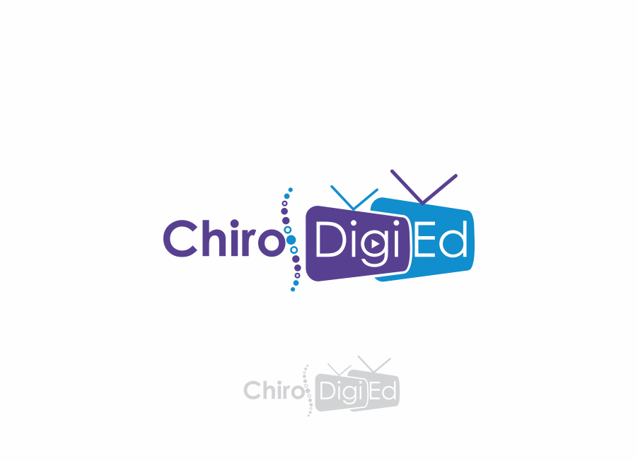 New logo wanted for ChiroDigiEd