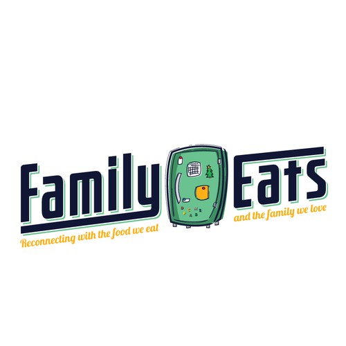 Family Eats Website Brand Logo