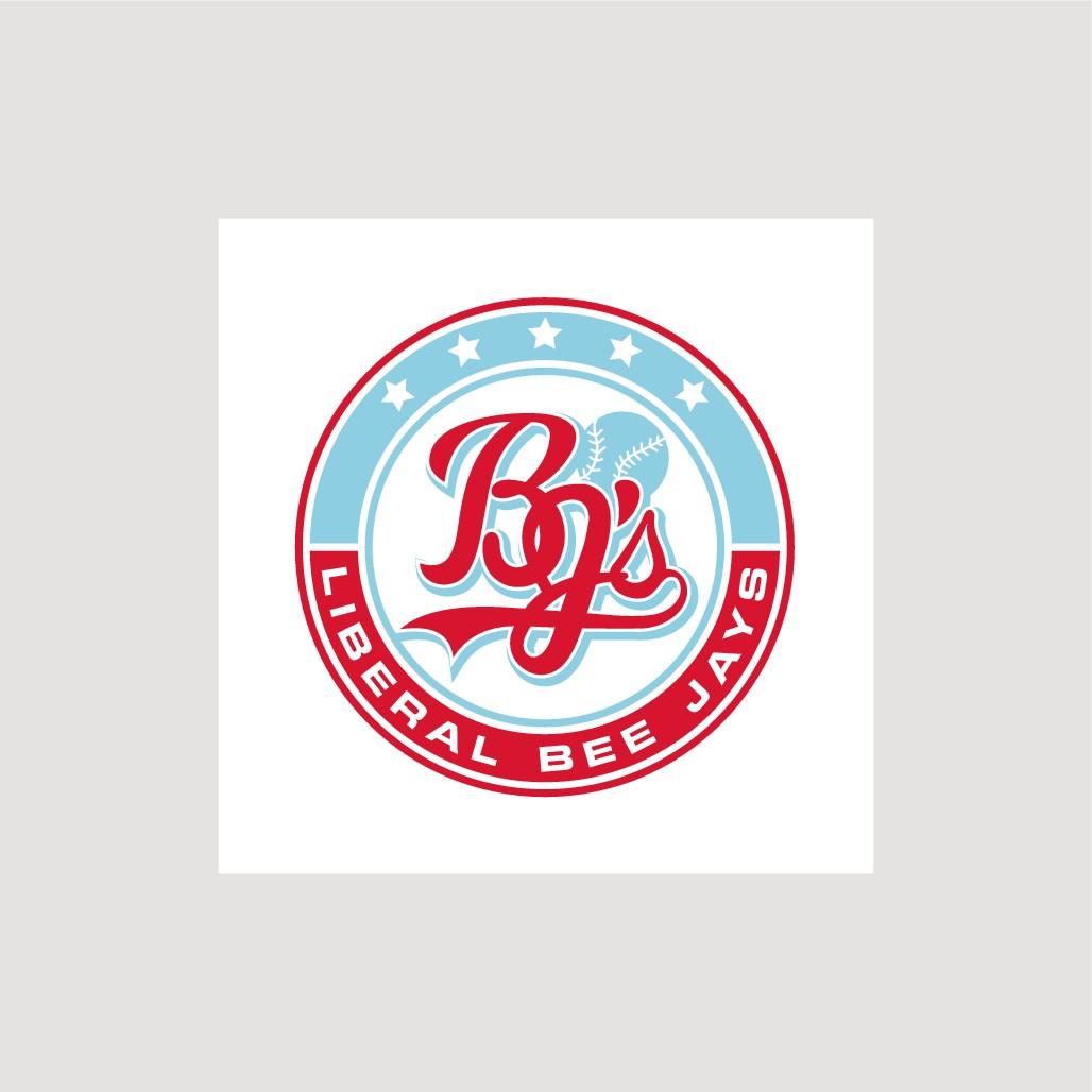 Dynamic Baseball Team Logo