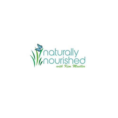 logo for Naturally Nourished