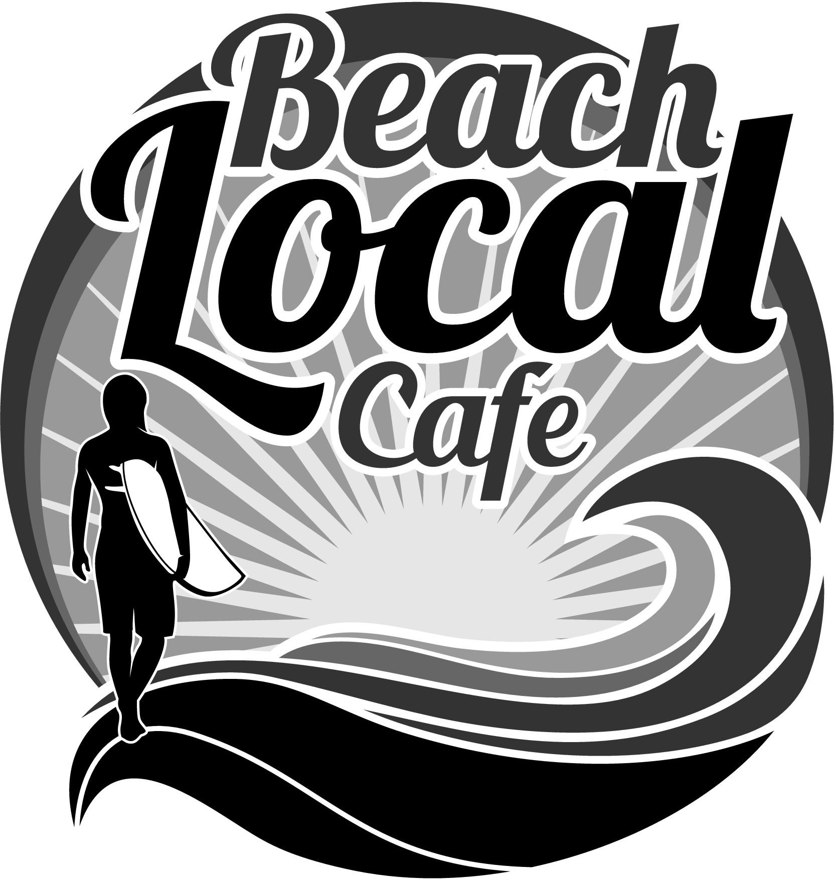 'Beach Local Cafe' coming soon to the Long Beach, NY boardwalk needs a logo!