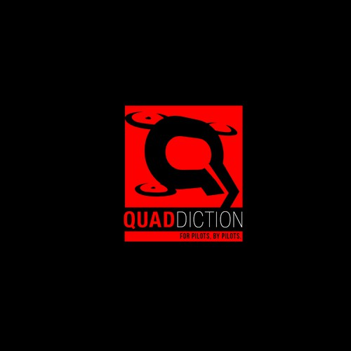 Logo for Quadcopter racing