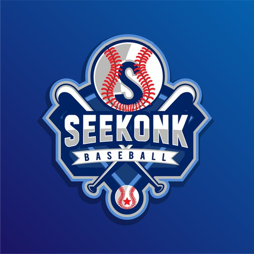 Exciting, youthful baseball logo needed for our town!