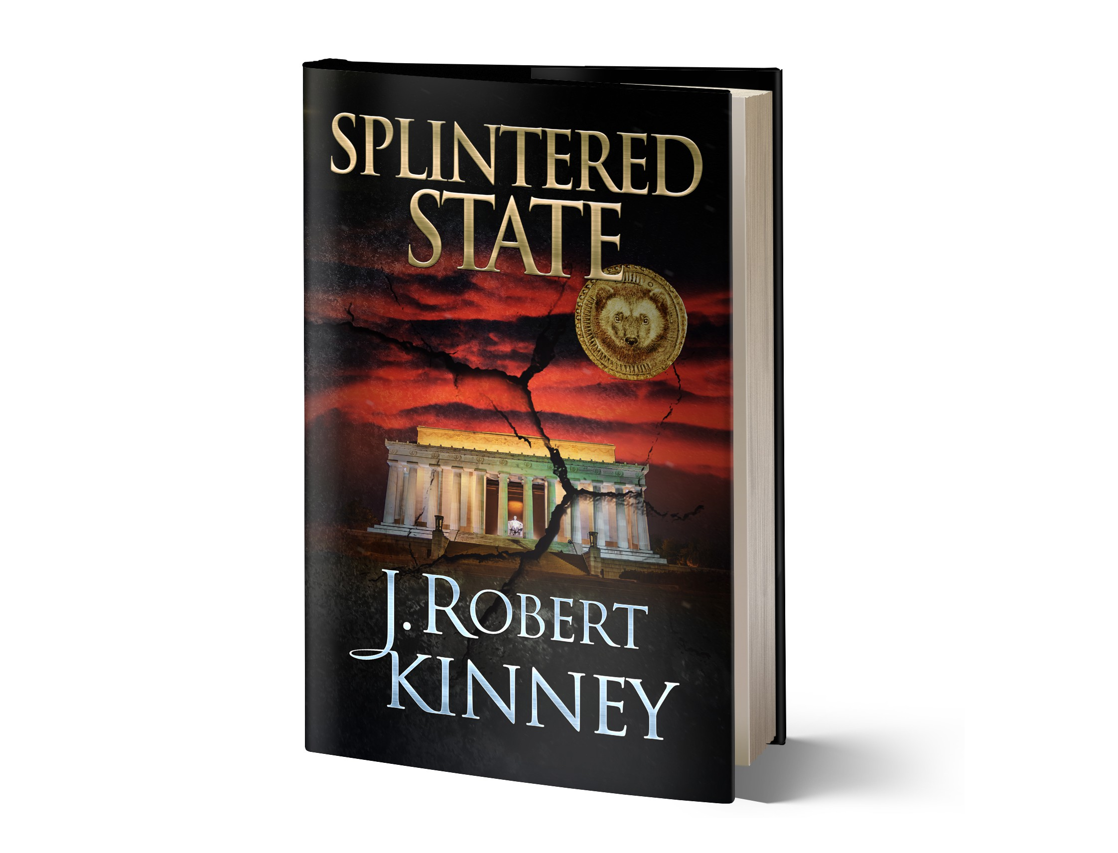 Mystery/suspense novel needs a book cover to catch your eye!