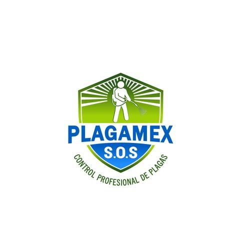 Iconic Pest Control Logo