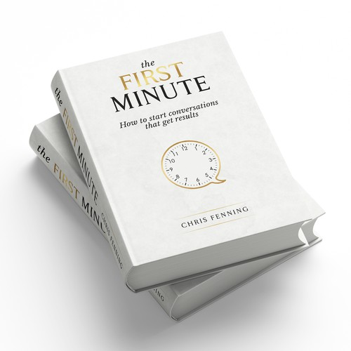 The First Minute Book Cover