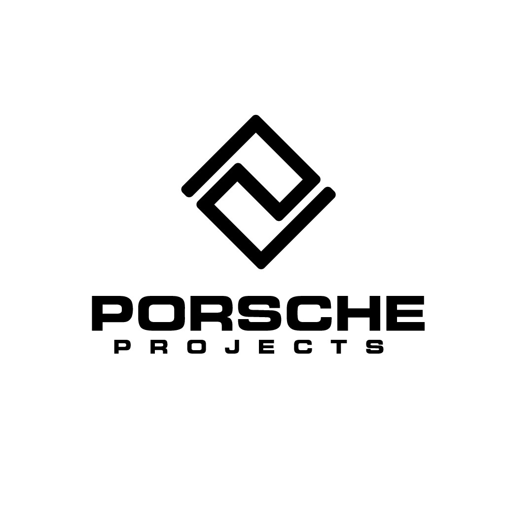 Porsche Projects Logo Design