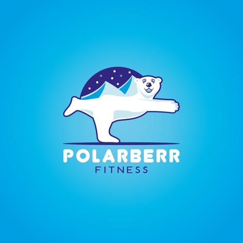 Polarberr Fitness Logo