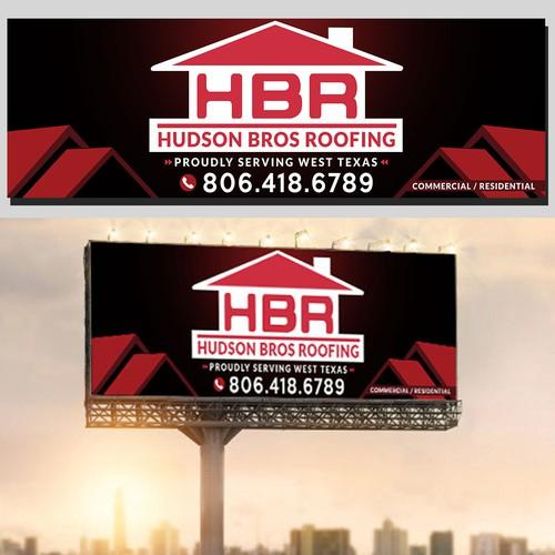 Billboard design for HBR