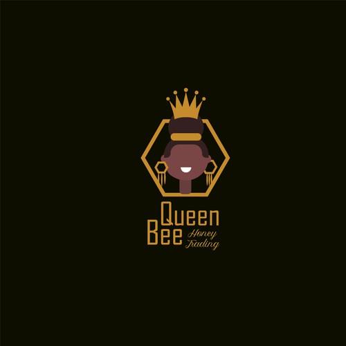 honey business logo