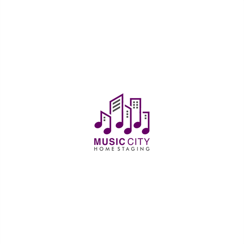Music City Logo Concept