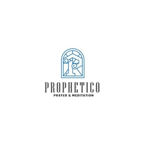 Logo propose for Prophetico