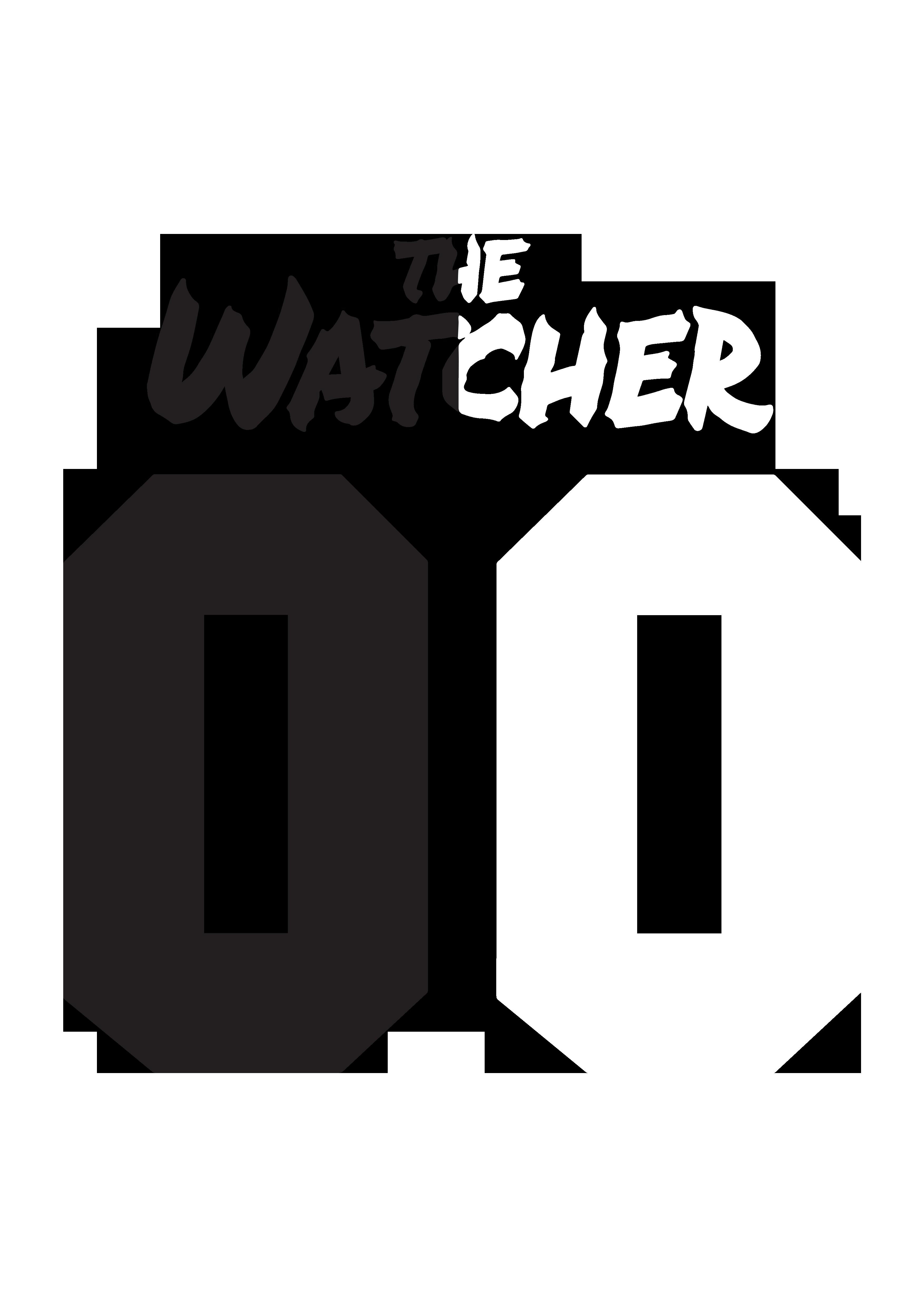 The Watcher T-Shirt Design