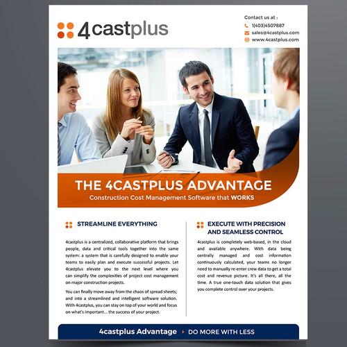 4castplus  Brochure