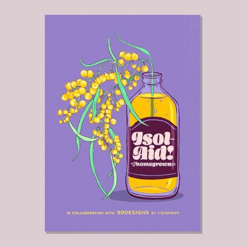 Isol-AId Homegrown - Illustration